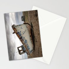 The Trawler, Dungeness, Kent Stationery Cards