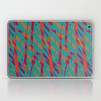 TORN STRIPES Laptop & iPad Skin