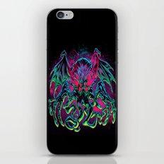 COSMIC HORROR CTHULHU iPhone & iPod Skin