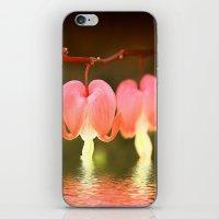 My Bleeding Heart Weeps iPhone & iPod Skin