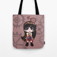 Steampunk Sailor Mars - … Tote Bag