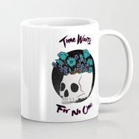 Time Waits Mug