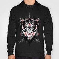American Indian bear Hoody