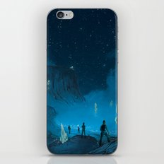 The Ethereal Underground iPhone & iPod Skin