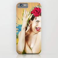 iPhone & iPod Case featuring Copacabana by VikaValter