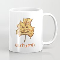 Happy Autumn Mug