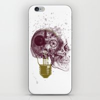 Not Too Late For Ideas iPhone & iPod Skin