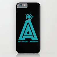 iPhone & iPod Case featuring Art Official Industries L1 by Art Official Industries