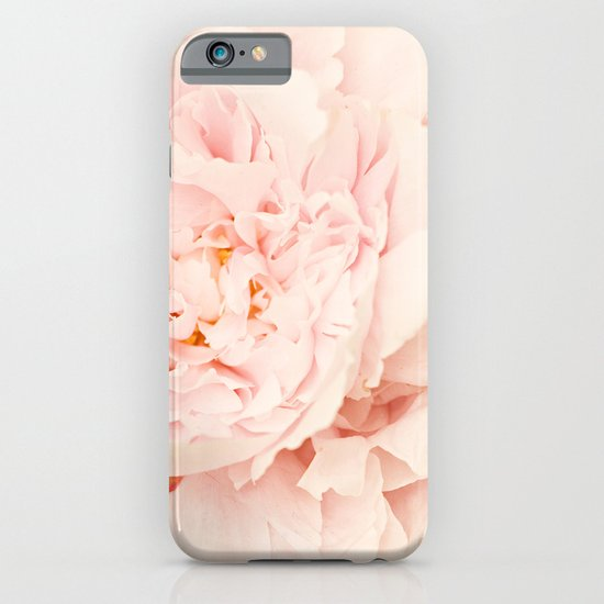 Peony No.2 iPhone & iPod Case