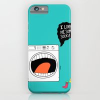 iPhone & iPod Case featuring Sock Eater 1000 by Prince Arora
