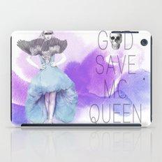 God Save McQueen iPad Case