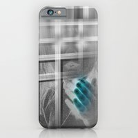 iPhone & iPod Case featuring White Noise - Variant III by notchildfriendly