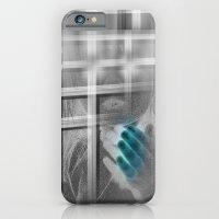 White Noise - Variant II… iPhone 6 Slim Case