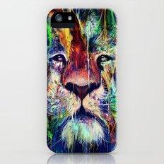 Lion iPhone (5, 5s) Slim Case