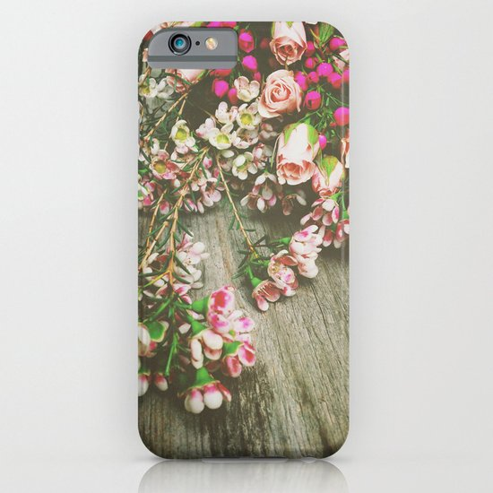 She Had a Spirit That Was Wild and Free iPhone & iPod Case