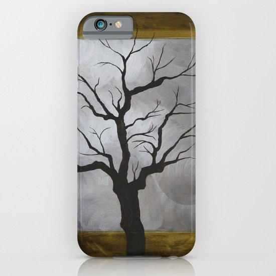 Winter Tree Print iPhone & iPod Case