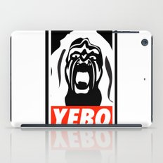 YEBO WARRIOR iPad Case