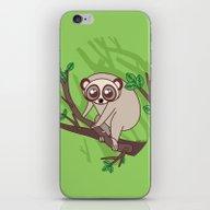 Kawaii Loris iPhone & iPod Skin