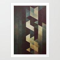 sylf myyd Art Print