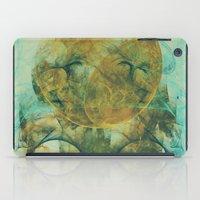 Moon Talking Nebula  iPad Case