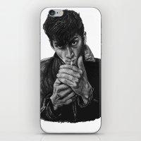 ARCTIC ALEX iPhone & iPod Skin