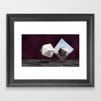 Six  &  Fi… Framed Art Print