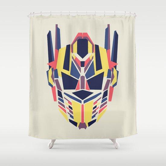 Prime Shower Curtain