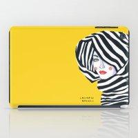 Lauren Bacall iPad Case
