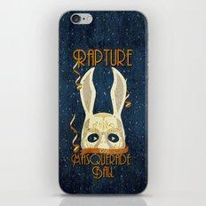 Rapture Masquerade Ball … iPhone & iPod Skin