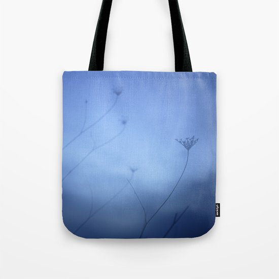 Dreams at the blue hour Tote Bag