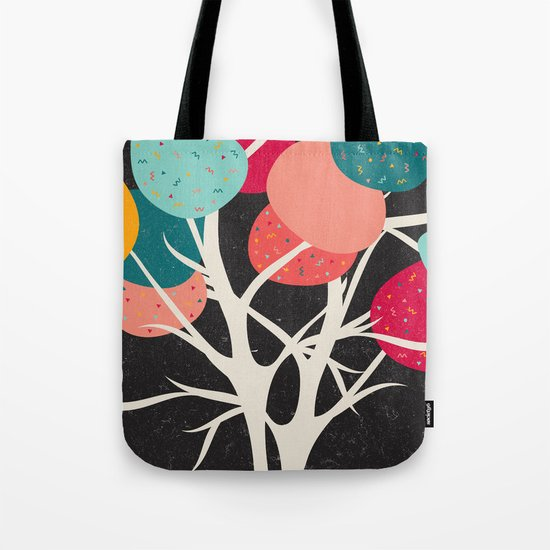 Lovely Tree Tote Bag