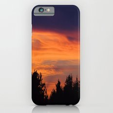 Sunset on the Forest iPhone 6 Slim Case