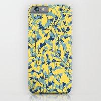 HEARTS PLANTATION [yellow] iPhone 6 Slim Case