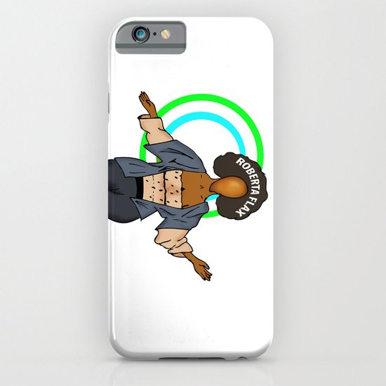 Roberta Flax iPhone & iPod Case