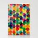Hexagonzo Stationery Cards