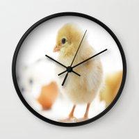 Baby of the family Wall Clock