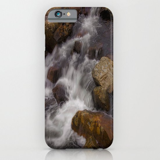 The Babbling Brooke iPhone & iPod Case