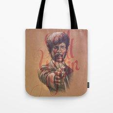 Say What Again Tote Bag