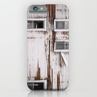iPhone & iPod Case featuring Distressed by theartistmakena