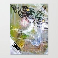 Eye & I Canvas Print