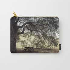 Picnic in the Grasslands Carry-All Pouch
