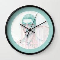 Misfit Circuit 2 Wall Clock