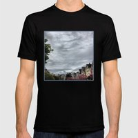 Doboce San Francisco Mens Fitted Tee Black SMALL