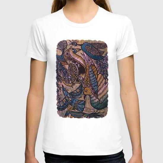 Birds (2) T-shirt