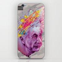 Mr. Einstein iPhone & iPod Skin