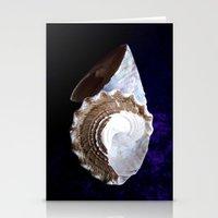 Shells Stationery Cards