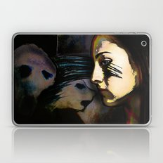 Mean Spirited Gossip Laptop & iPad Skin
