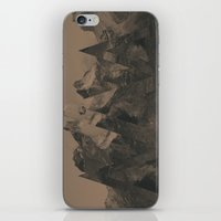 Isosceles  iPhone & iPod Skin
