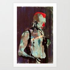Travis Art Print