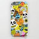 Halloween Print iPhone & iPod Case